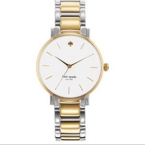 kate spade Watch, Women Two-Tone Stainless Steel